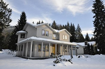 Cornerstone Bed And Breakfast Revelstoke